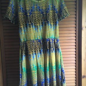 Lula Roe Amelia Dress